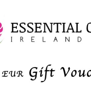 doterra gift voucher essential oils ireland